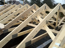 Recent Roofing Work by KJB Builders